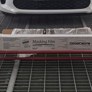 Support dérouleur de film et papier de cachage