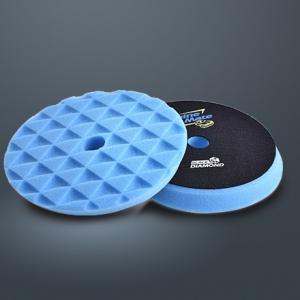 7″ FOAM PAD, BLACK DIAMOND, BLUE